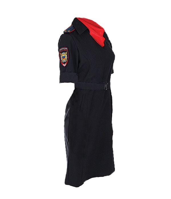 Фото форменное платье полиция