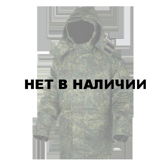 Куртка зимняя МО удлиненная уставная (бушлат)