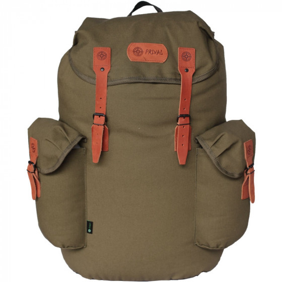 Рюкзак PRIVAL Скаут 55-АVZ зеленый