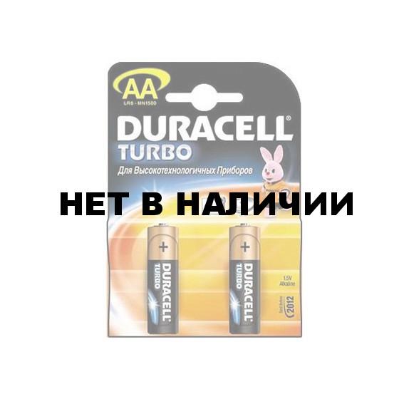 Батарейка Duracell Turbo AA