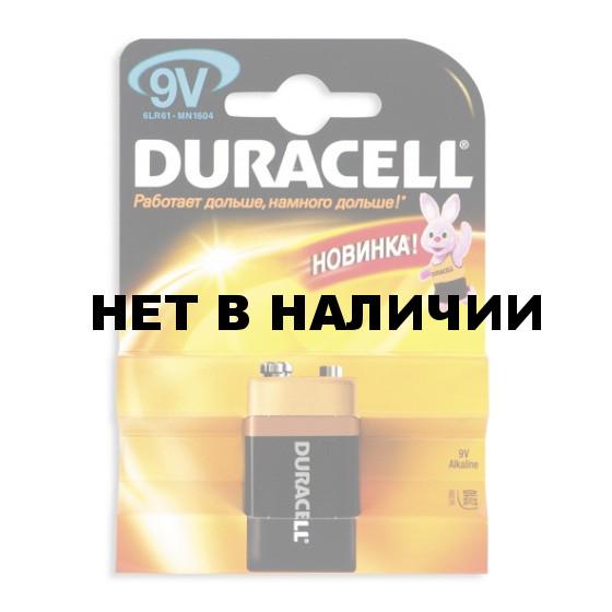 Батарейка Duracell 9V Крона