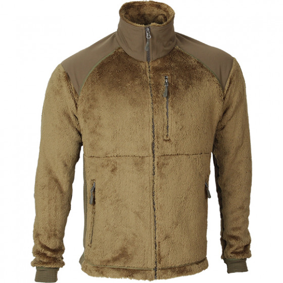 Куртка High Loft Tactical tobacco