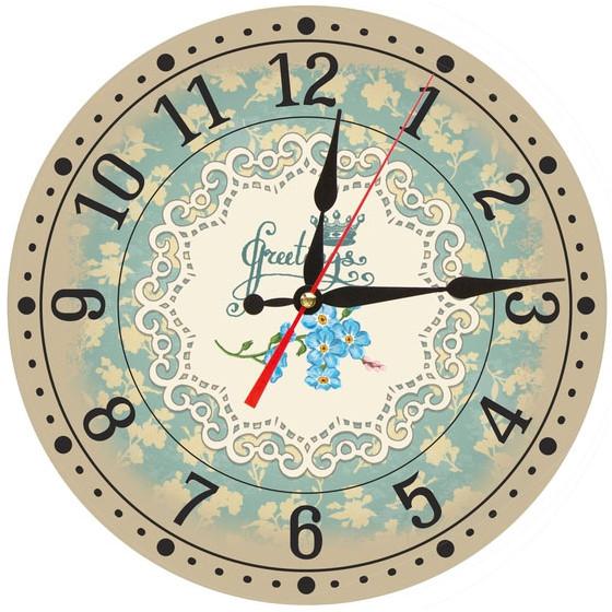 Настенные часы Akita AC14