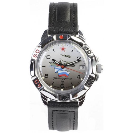 Мужские наручные часы Восток Командирские Общевойсковые 431535