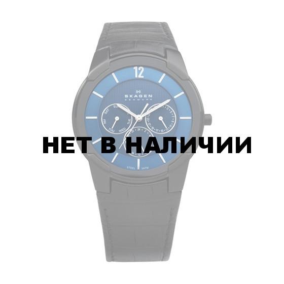 Наручные часы мужские Skagen 856XLBLN
