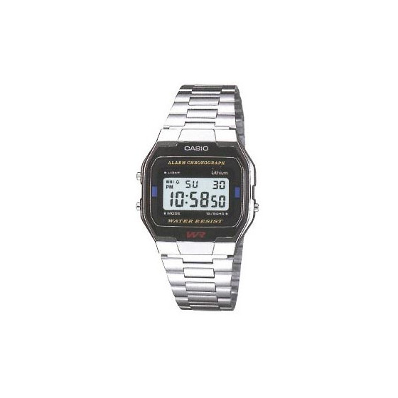 Часы Casio A-163WA-1