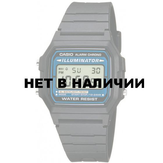 Мужские наручные часы Casio F-105W-1A