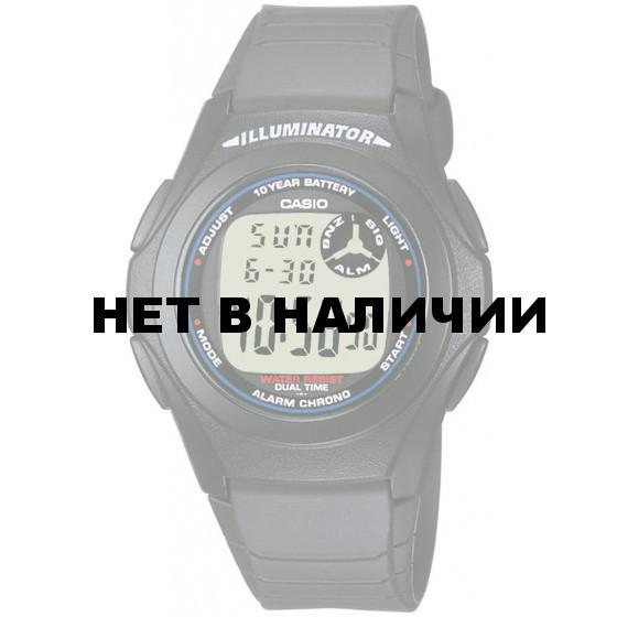Часы наручные Casio F-200W-1A