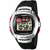 Мужские наручные часы Casio W-210-1D