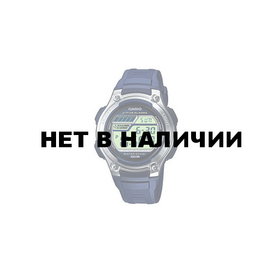 Часы наручные Casio W-212H-2A