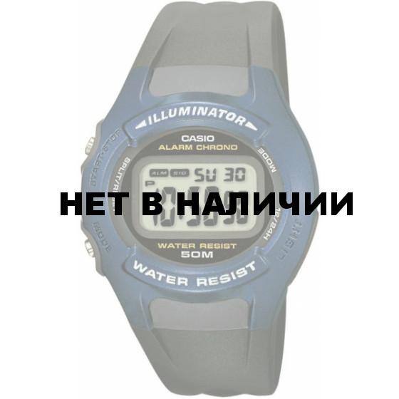 Часы наручные Casio W-43H-1A