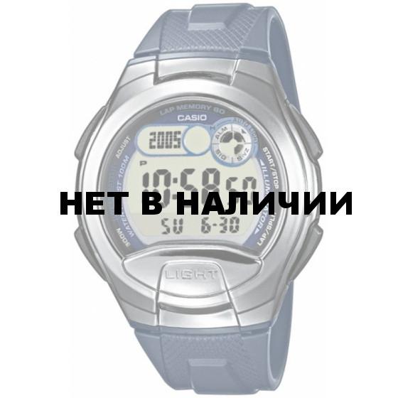 Часы наручные Casio W-752-2A