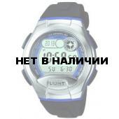 Часы наручные Casio W-752-2B