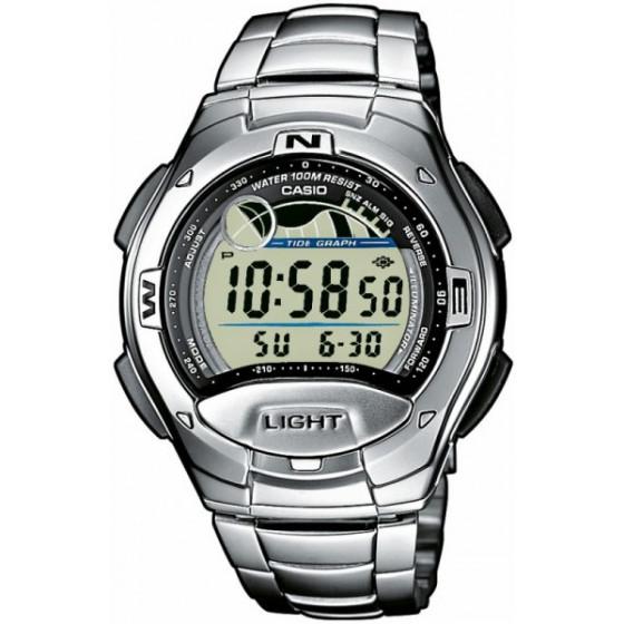 Часы Casio W-753D-1A