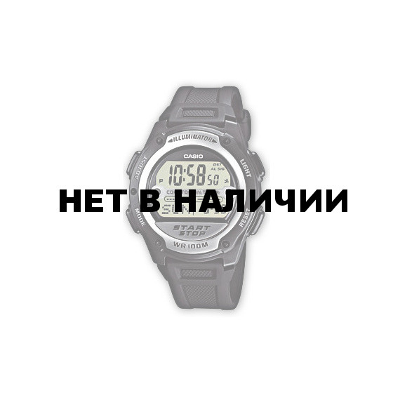 Часы Casio W-756-1A