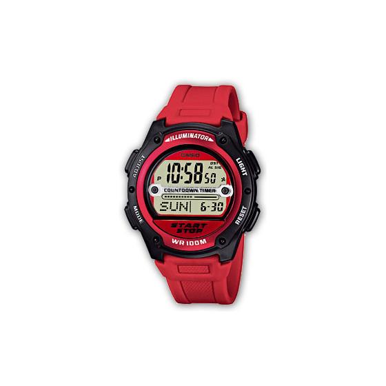 Часы Casio W-756-4A