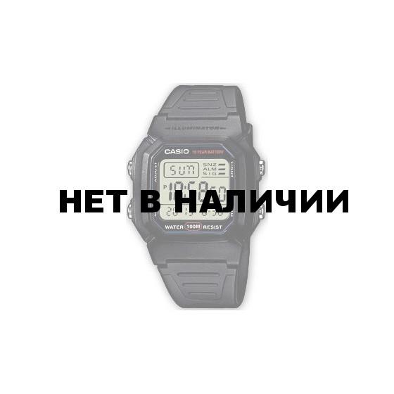 Часы наручные Casio W-800H-1A