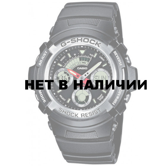 Часы Casio AW-590-1A (G-Shock)