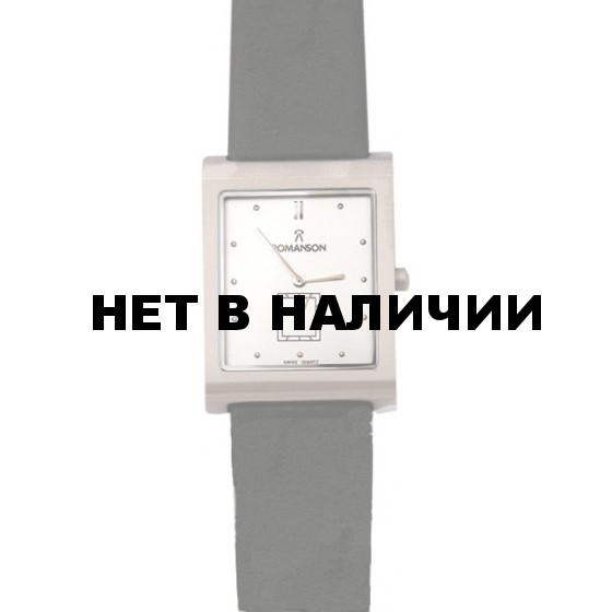 Наручные часы Romanson DL 0581H MW(WH)