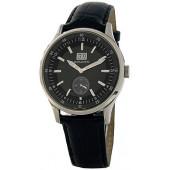 Мужские наручные часы Romanson TL 4131S MW(BK)