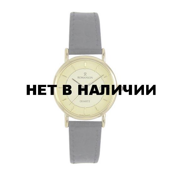 Наручные часы Romanson NL 1120S LG(GD)