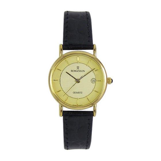 Мужские наручные часы Romanson NL 1120S MG(GD)