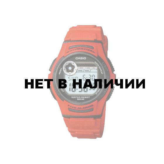 Часы Casio W-213-4A