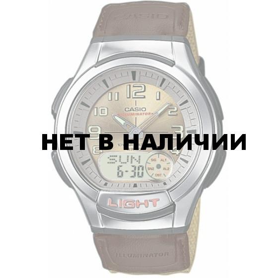 Мужские наручные часы Casio AQ-180WB-5B