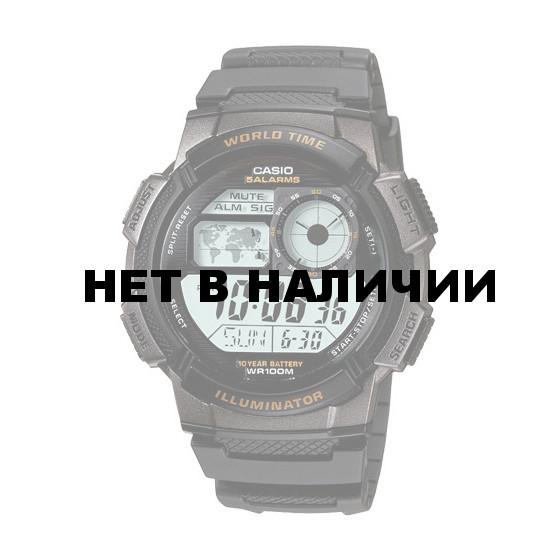 Мужские наручные часы Casio AE-1000W-1A