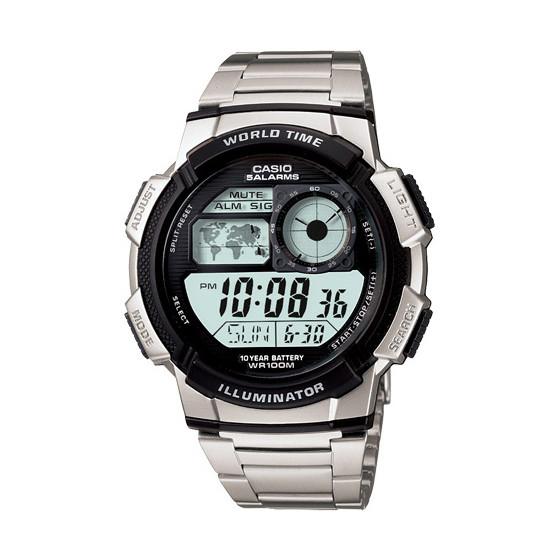 Мужские наручные часы Casio AE-1000WD-1A