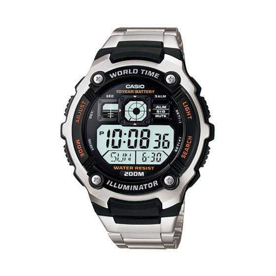 Часы Casio AE-2000WD-1A