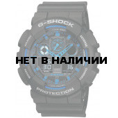 Часы Casio GA-100-1A2 (G-Shock)