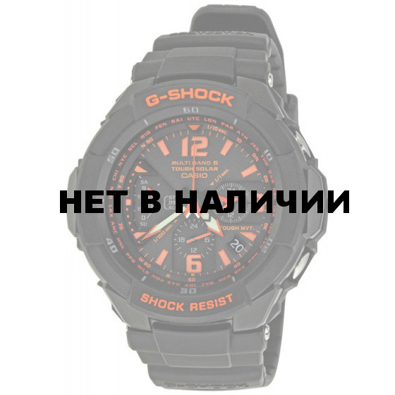 Часы Casio GW-3000B-1A (G-Shock)