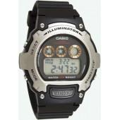Мужские наручные часы Casio W-214H-1A