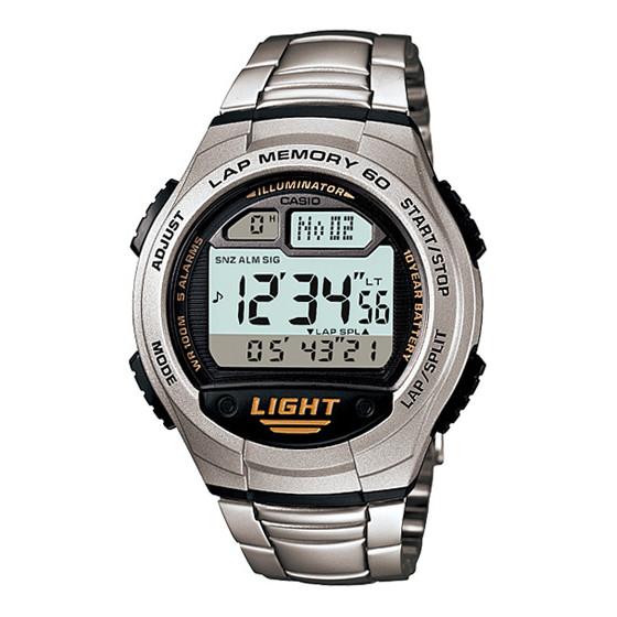 Часы Casio W-734D-1A