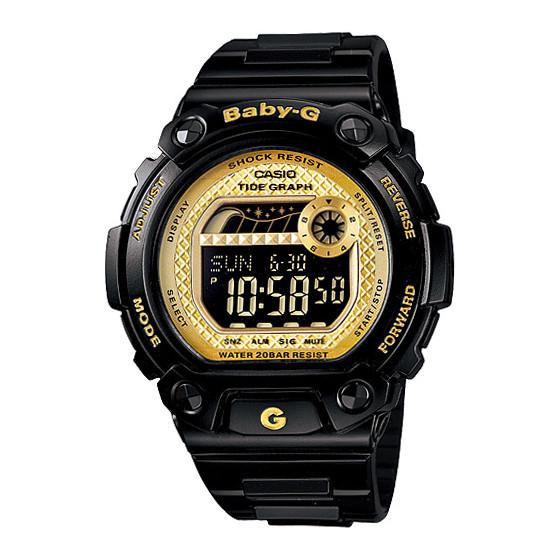 Часы Casio BLX-100-1C (Baby-G)