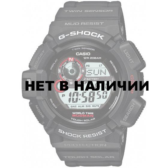 Мужские наручные часы Casio G-9300-1E (G-Shock)