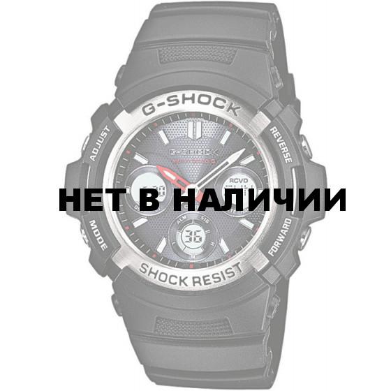 Часы Casio AWG-M100-1A (G-Shock)