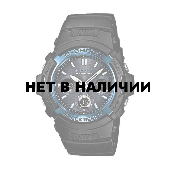Часы Casio AWG-M100A-1A (G-Shock)