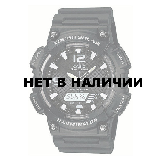 Часы наручные Casio AQ-S810W-1A