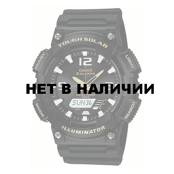 Часы наручные Casio AQ-S810W-1B