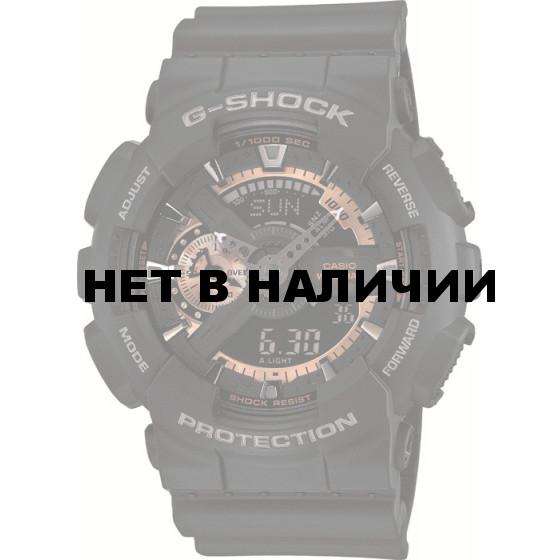 Мужские наручные часы Casio GA-110RG-1A (G-Shock)