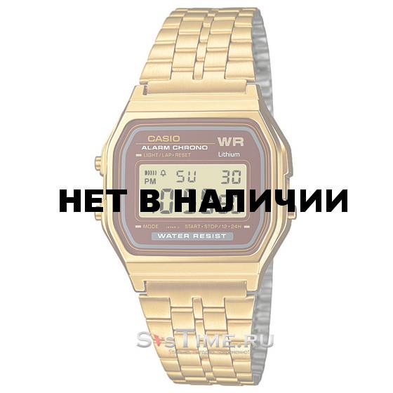 Мужские наручные часы Casio A-159WGEA-5E