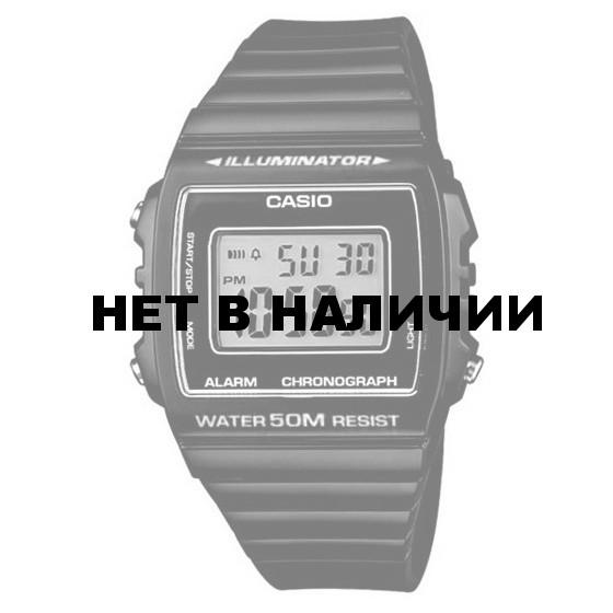 Часы наручные Casio W-215H-1A