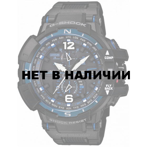 Мужские наручные часы Casio GW-A1100FC-1A (G-Shock)