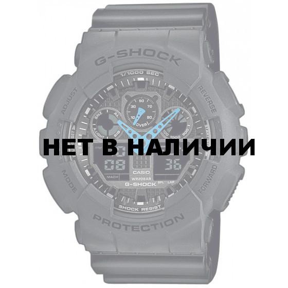 Мужские наручные часы Casio GA-100C-8A (G-Shock)