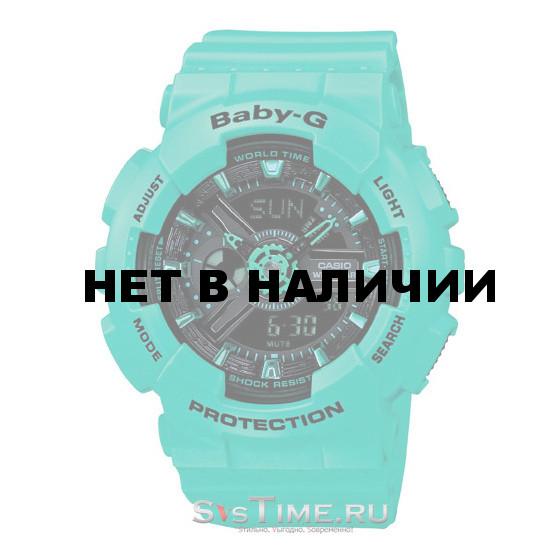 Часы Casio BA-111-3A (Baby-G)