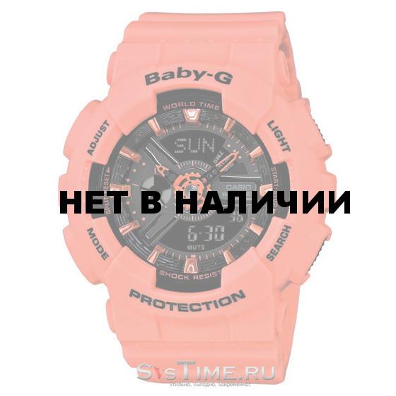 Часы Casio BA-111-4A2 (Baby-G)