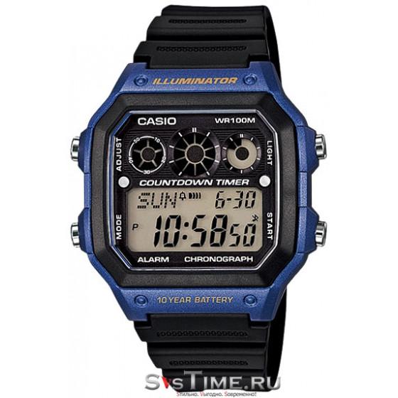 Часы Casio AE-1300WH-2A