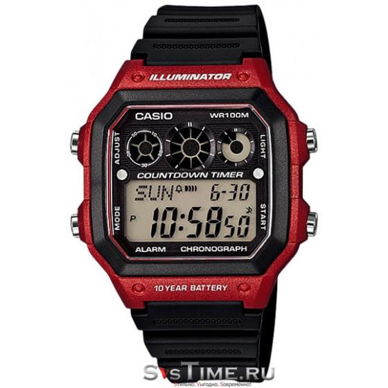 Часы Casio AE-1300WH-4A